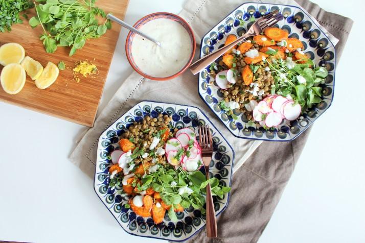 Salada de lentinha 4