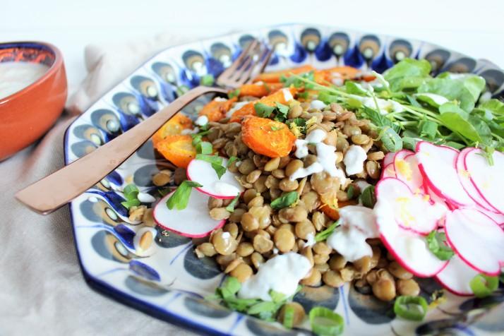 Salada de lentinha 7