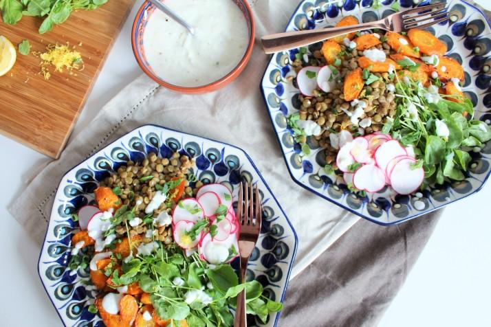 Salada de lentinha 8